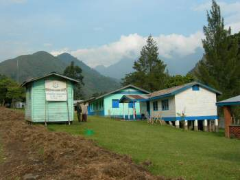 RMS headquaters in Nyakalengija in 2005